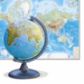 Карты, атласы, глобусы